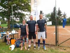 Nohejbalový turnaj trojic