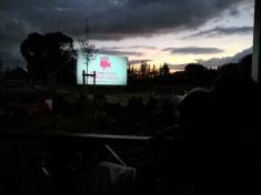 Loučení s prázdninami a Letní kino 3Bobule